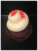 Red Carpet-Our red cake with almond buttercream. Better than all others!